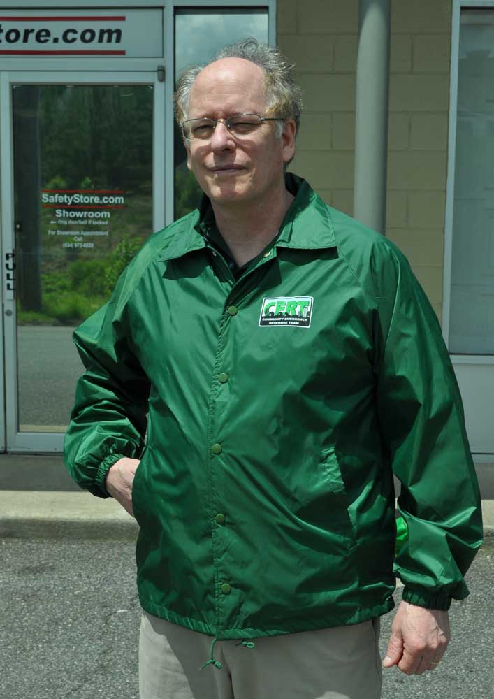 CERT Jacket Windbreaker