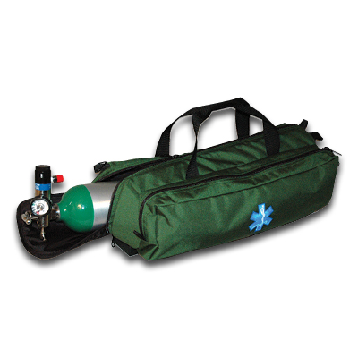 Green Oxygen Duffle w/Pocket