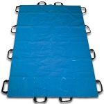 Bariatric Patient Transfer Sheet Royal Blue