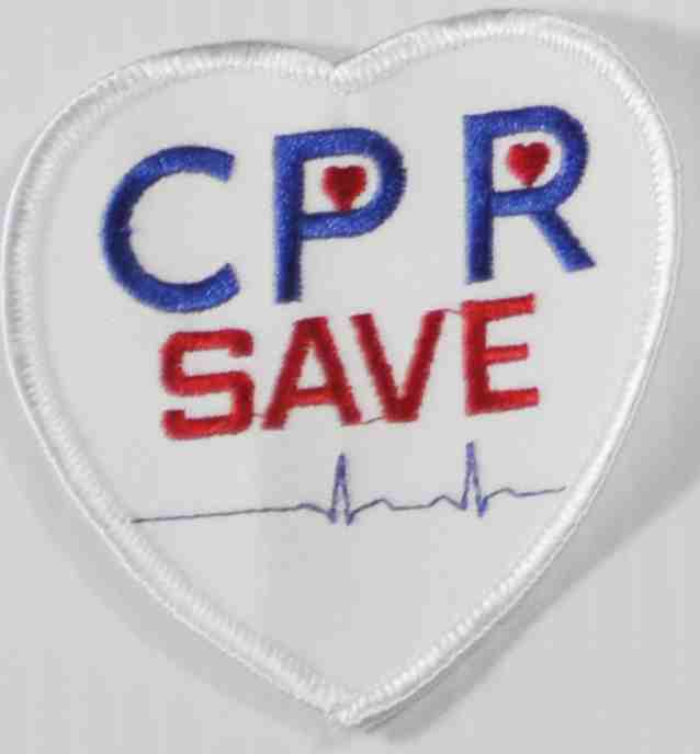 CPR Save Patch