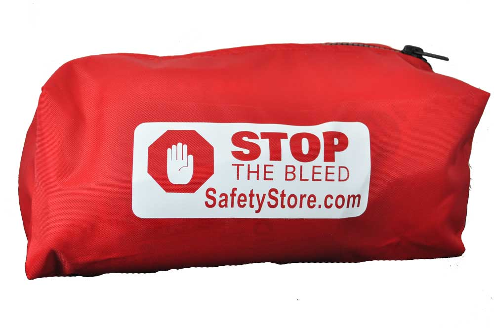 Stop The Bleed Deluxe Single Pack