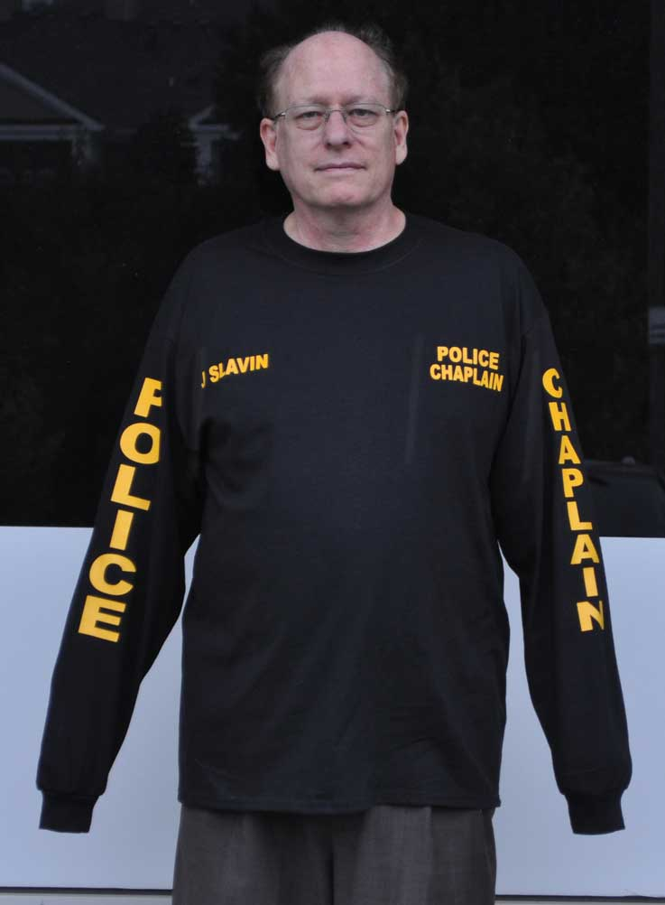 Police Chaplain Long Sleeve Operations Shirt