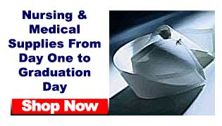 Nursing student graduation lamps graduation pins and supplies