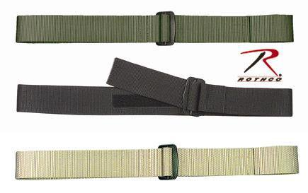 Rigger's Belt in Black