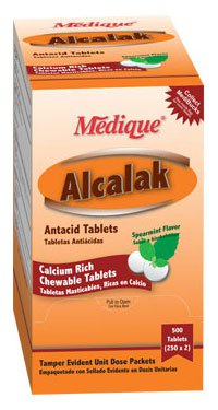 ALCALAK 500 Tablets