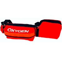 Portable Oxygen -D- Cylinder Bag - Orange