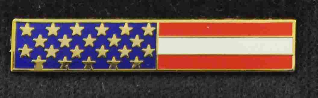 American Flag Citation Bar