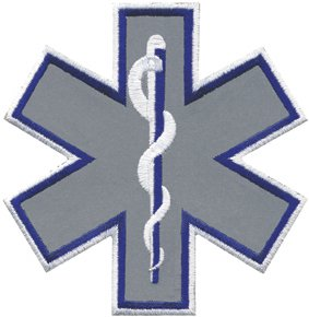Reflective Star of Life 4