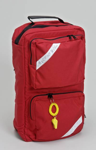 Immediate Responder Trauma and First Aid Kit Refill Option