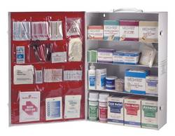 4-shelf Cabinet First Aid Kit ANSI Class B