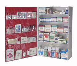 Standard 5-Shelf First Aid Kit ANSI Class B