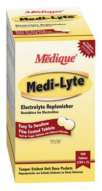 MEDI-LYTE 500 Tablets