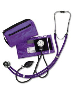 Aneroid Sprague Nursing Kit with carrying case