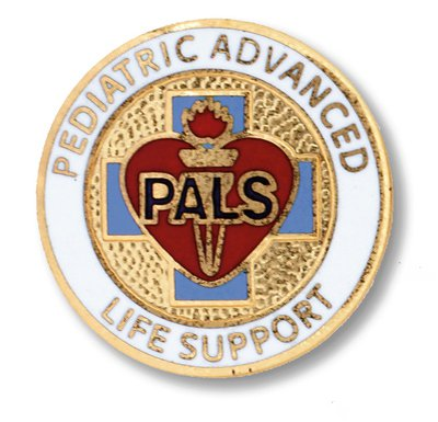 Pediatric Advanced Life Support Pin