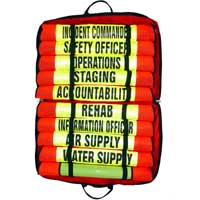 Incident Command Vest Case 10 Vest Holder Case