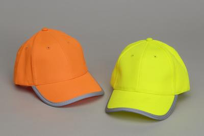 Hi-viz Safety Cap with Reflective Trim