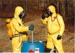 Dealing with Hazardous Spills - Safety Meeting Kit