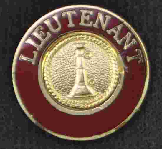 Lieutenant Uniform Pin