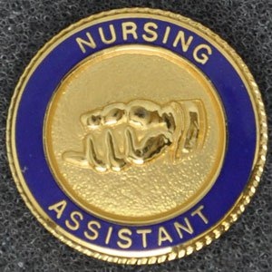 Nursing Assistant Graduation Pin