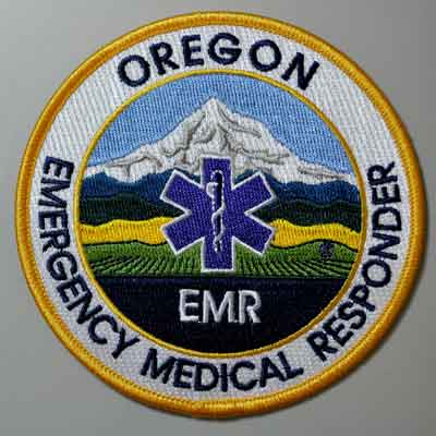Oregon EMR Patch