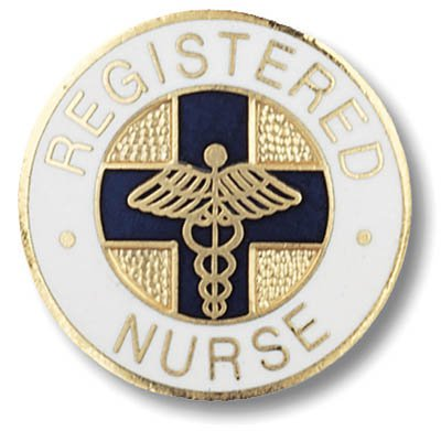 Registered Nurse - Round Blue Cross