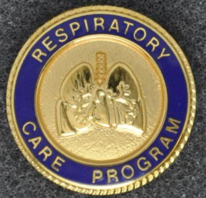 Respiratory Care Program Graduation Pin