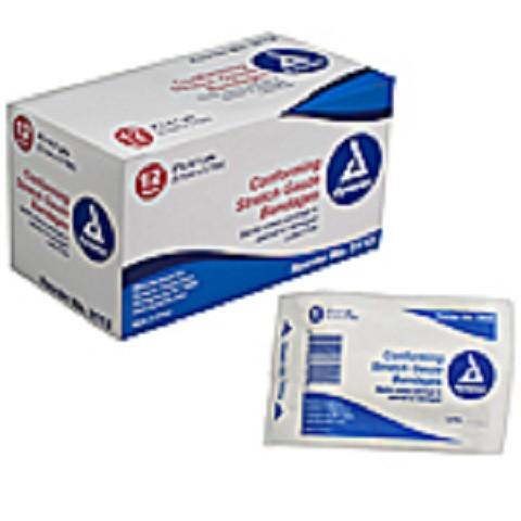 Stretch Gauze Bandage Roll Sterile 3in - Box of 12