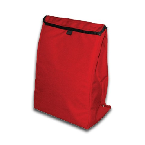 SCBA Mask Bag Red