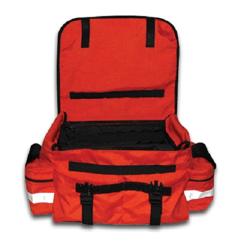 Small EMS Duffle Kit Red (Supplies Included)
