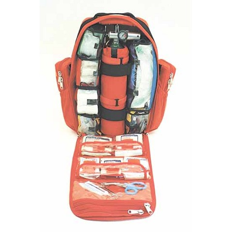 Urban Rescue Large Back Pack  for C-Size O2