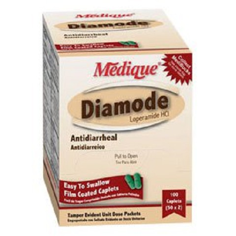 DIAMODE 50 tablets