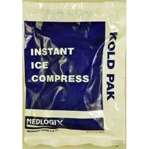 Case Instant Cold Pack - Junior 5 x 7 100 per Case