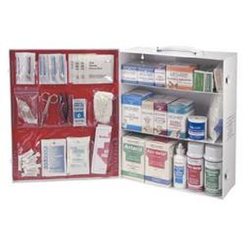 3-Shelf First Aid Commercial Kit ANSI Class B