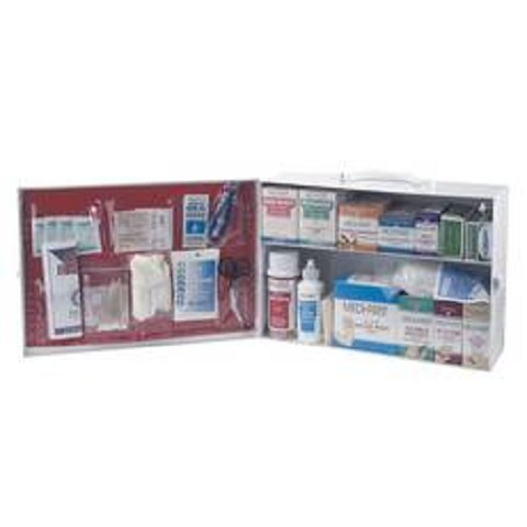 2-Shelf First Aid Commercial Kit ANSI Class B