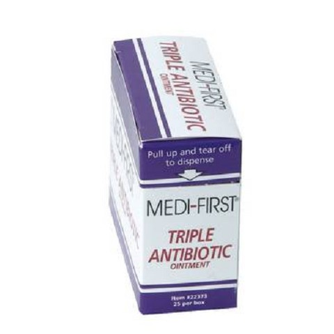 Triple Antibiotic Ointment .5 GRAM