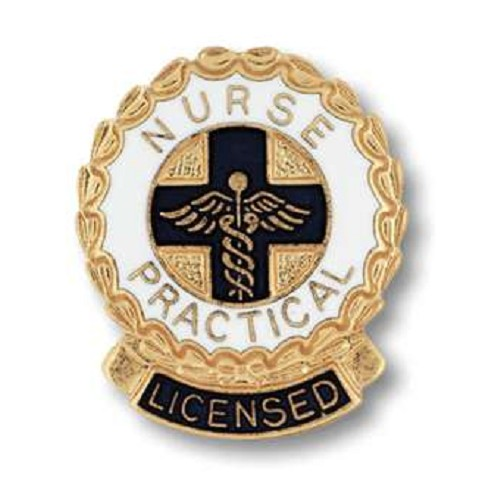 Licensed Practical Nurse Pin LPN