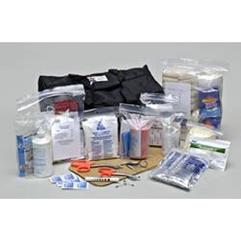 Standard First Aid Trauma Kit