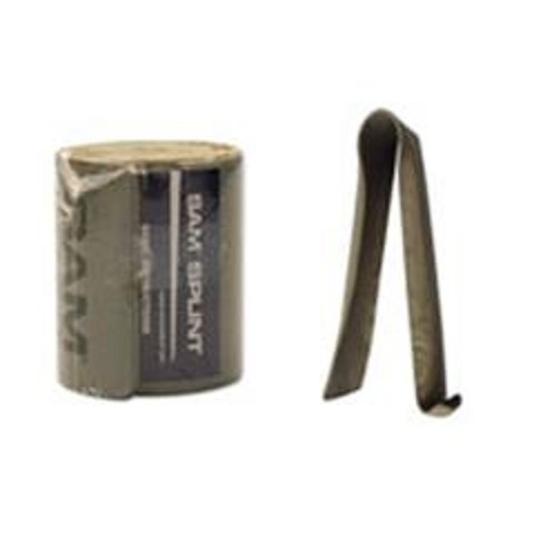 SAM Splint 36in- each Military grey