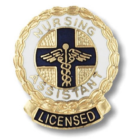 Licensed Nursing Assistant Pin