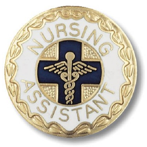 Nursing Assistant Emblem Pin