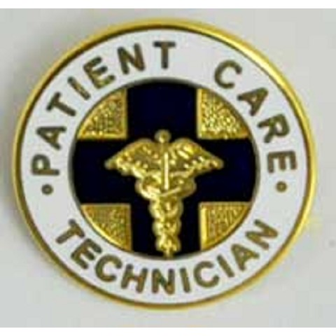 Patient Care Technician Pin