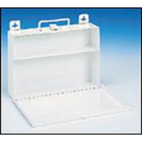 50 Person 1 Shelf  with Handle and Mounting Hardware 10-1-2inx10-1-2inx  2-1-2in